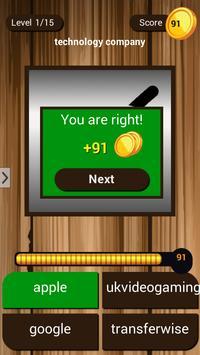 Scratch quiz apk screenshot