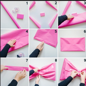 wrapping gifts tutorials icon