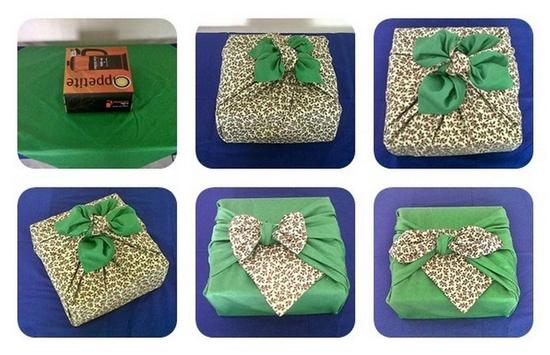 wrapping gifts tutorials screenshot 18