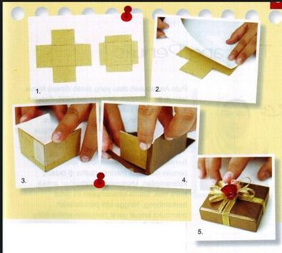 wrapping gifts tutorials screenshot 27