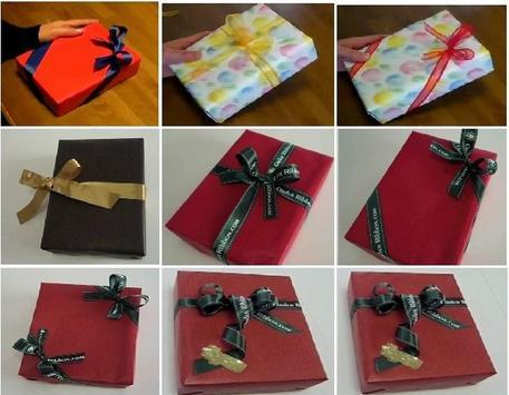 wrapping gifts tutorials screenshot 22