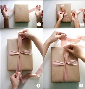 wrapping gifts tutorials screenshot 3