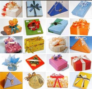 wrapping gifts tutorials screenshot 5