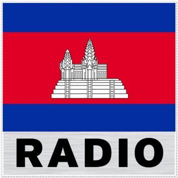 Radio Station Free Khmer poster