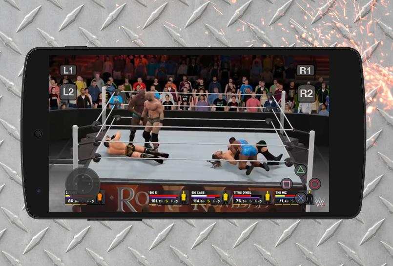 Wwe smackdown full game download for android