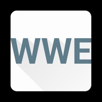 New WWE apk screenshot