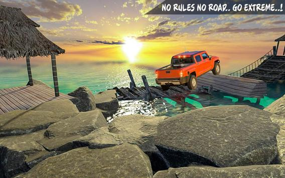 Offroad Jeep Driving: Paradise apk screenshot