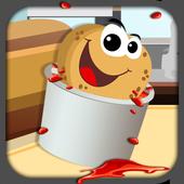 Chicken Nugget Dunk Game FREE icon