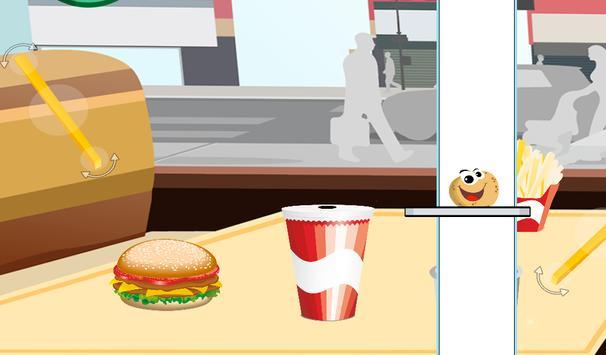 Chicken Nugget Dunk Game FREE apk screenshot