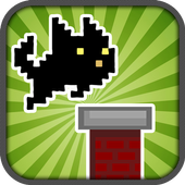 FREE Flappy Cat Endless Runner icon