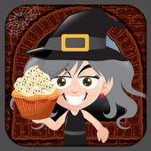 FREE Halloween Cupcake Maker icon