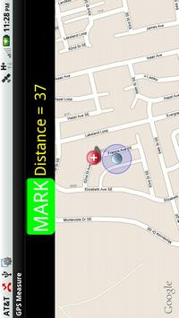 GPS Measure apk screenshot