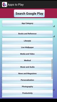 Apps To Play screenshot 1