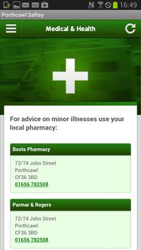 Porthcawl Safety apk screenshot