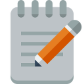 간편 메모장 icon