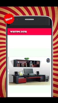 Writing Desk Plan Home poster