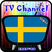 Info TV Channel Sweden HD icon