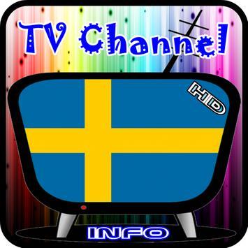 Info TV Channel Sweden HD apk screenshot