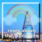 roses above the White Nile icon