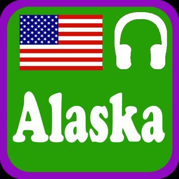 USA Alaska Radio Stations poster