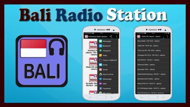 Bali Radio Station poster