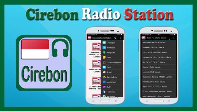 Cirebon Radio Station poster