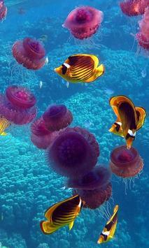 Aquarium Live Wallpapers screenshot 1