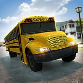 True Bus 🚌 City Racing icon