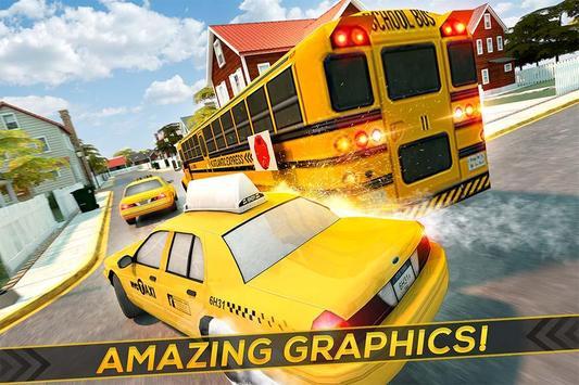 True Bus 🚌 City Racing apk screenshot