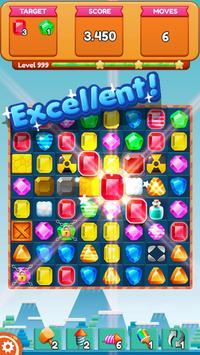 3 Diamonds! Match 3 Game screenshot 8