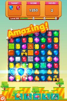 3 Diamonds! Match 3 Game screenshot 1