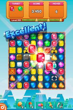 3 Diamonds! Match 3 Game screenshot 2