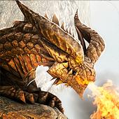 Dragon Simulator 2018 For Free icon
