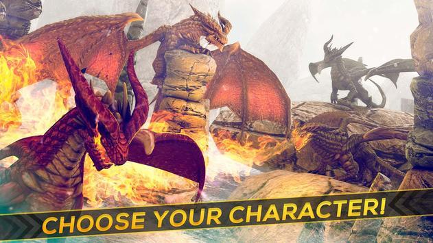 Dragon Simulator 2018 For Free apk screenshot