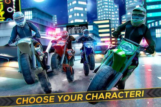Evil Motorbikers Racing apk screenshot