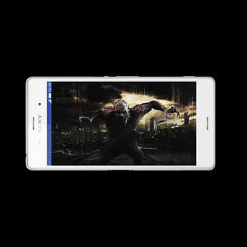 Ultra HD Horror Live Wallpaper apk screenshot