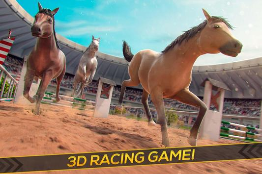 Horse Derby World Championship poster