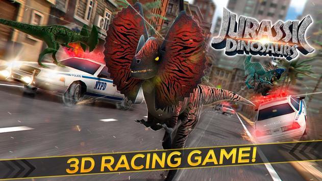 Real Jurassic Dinosaurs apk screenshot