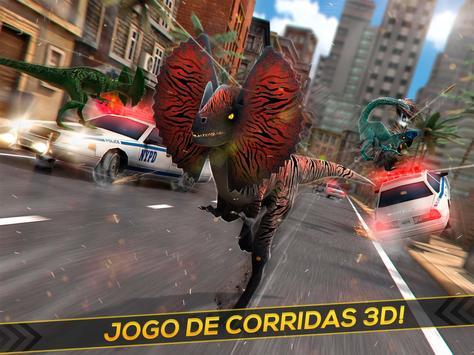 Real Jurassic Dinosaurs Race apk screenshot
