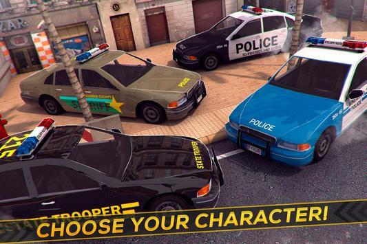 Street Police Patrol Car apk screenshot
