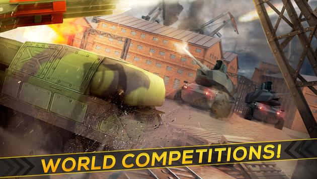 Trump War Tank Game apk screenshot