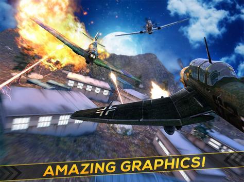War Planes Air Attack screenshot 4