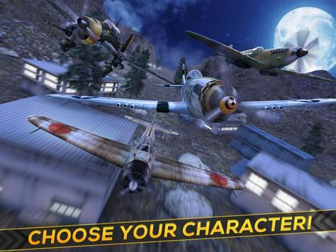 War Planes Air Attack screenshot 5