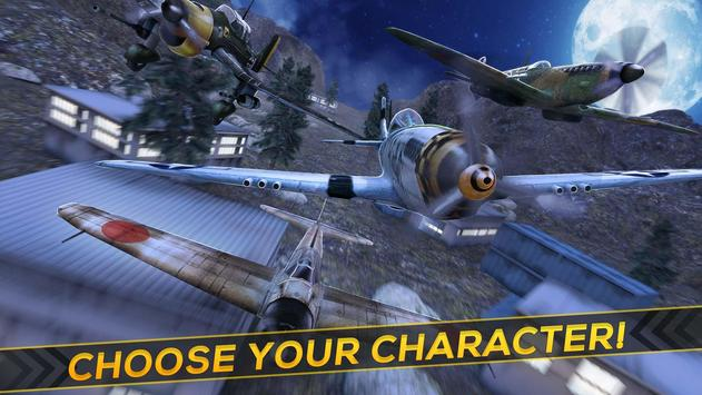 War Planes Air Attack screenshot 8