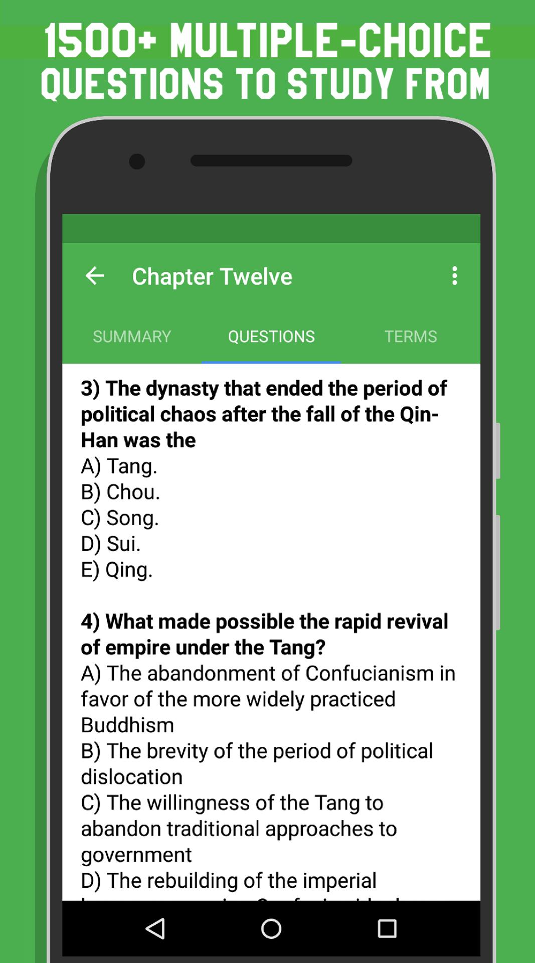 Study AP World History for Android - APK Download