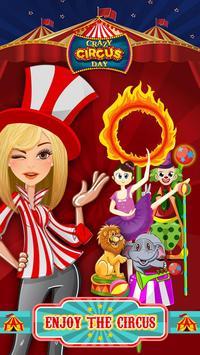 Crazy Kids Circus Show poster