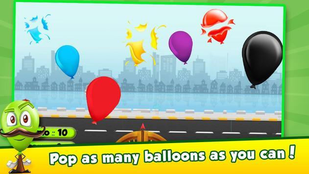Balloon Pop - Kids Shooter screenshot 1