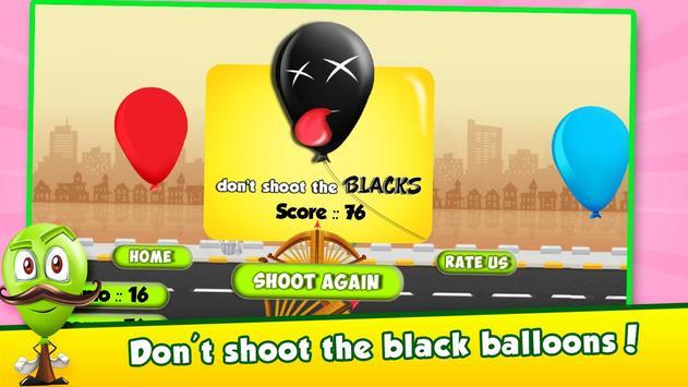 Balloon Pop - Kids Shooter screenshot 2