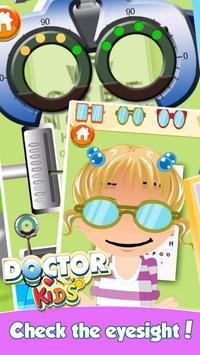 DIY - Kids Doctor - ER Emergency Hospital screenshot 10