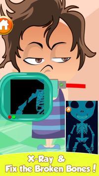 DIY - Kids Doctor - ER Emergency Hospital screenshot 7